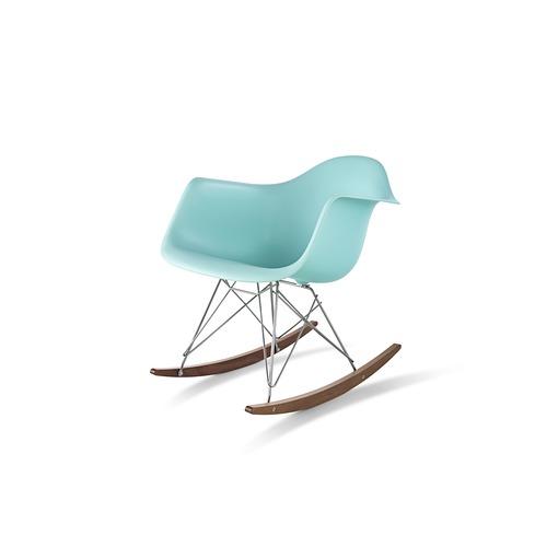 【ハーマンミラー正規販売店】イームズプラスチックアームチェア ロッカーベース RAR Eames Molded Plastic Arm Chair