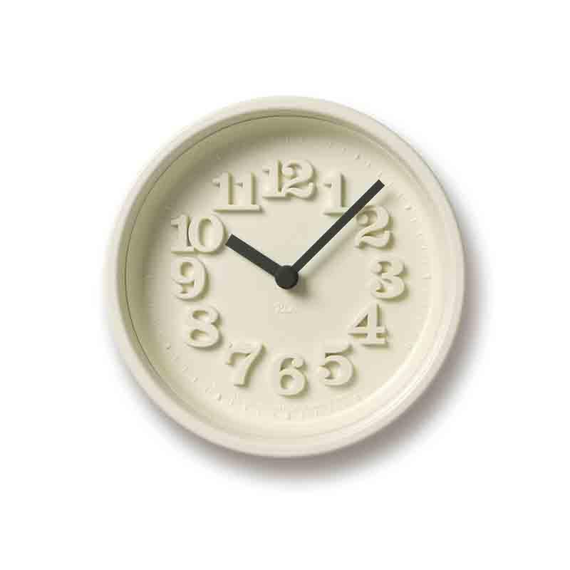 Lemnos レムノス 小さな時計 渡辺 力
