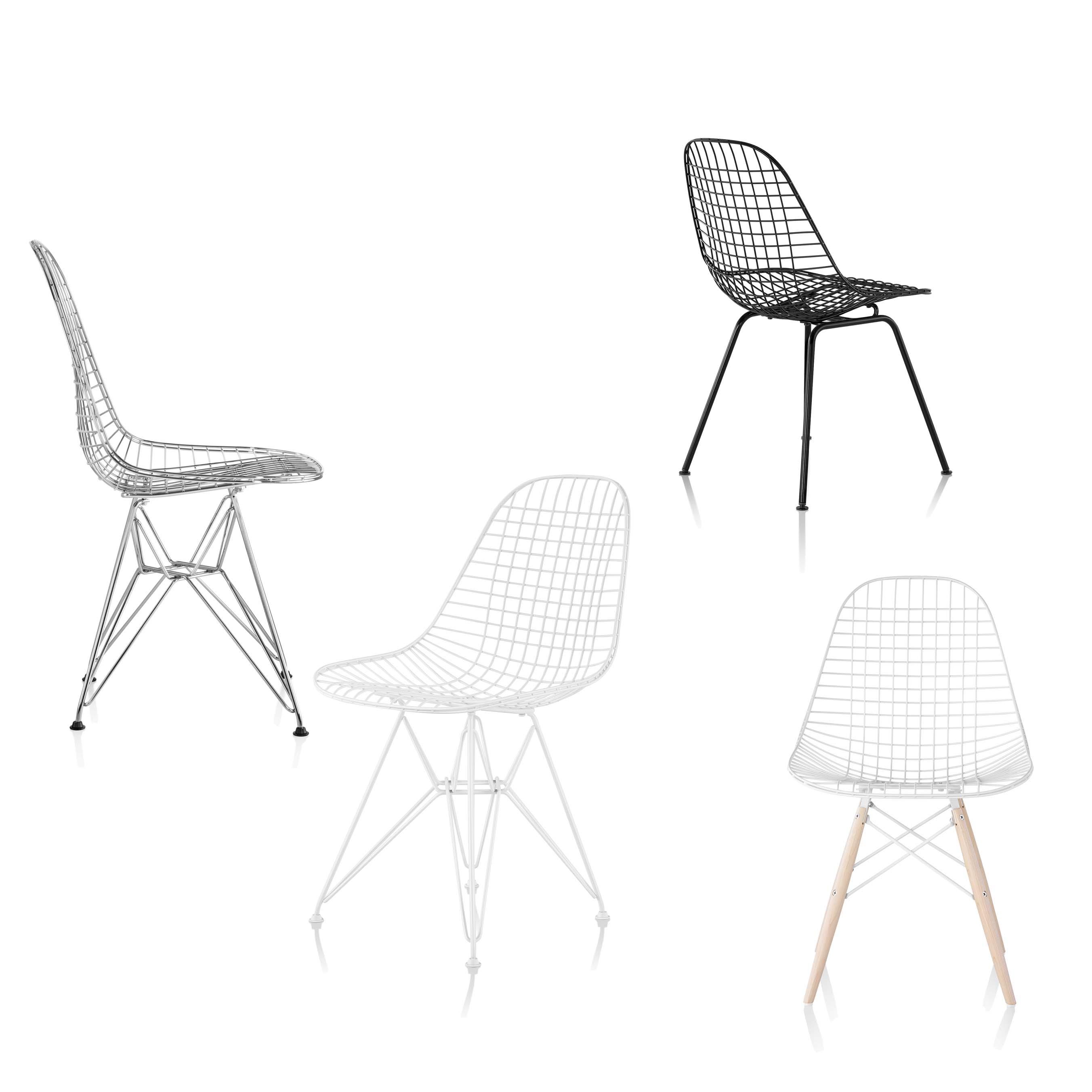 【ハーマンミラー正規販売店】 イームズワイヤーチェア Eames Wire Chair