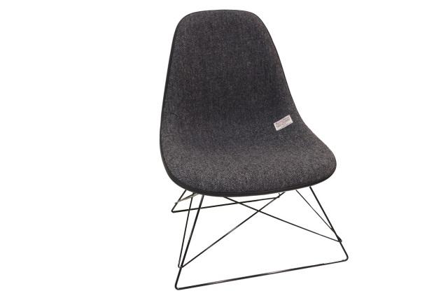 Harris Tweed Side Shell chair ハリスツイード イームズシェルチェア 展示品