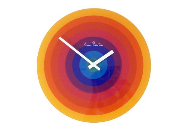 Verner Panton ヴァーナー・パントン Wall Clock ウォールクロック 展示品特別価格