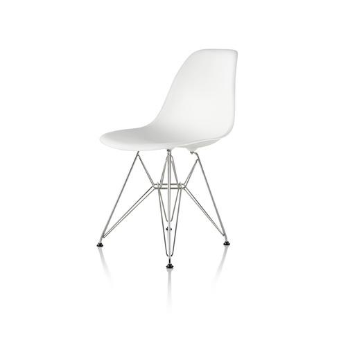 【ハーマンミラー正規販売店】イームズプラスチックサイドチェア ワイヤーベース Eames Molded Plastic Side Chair