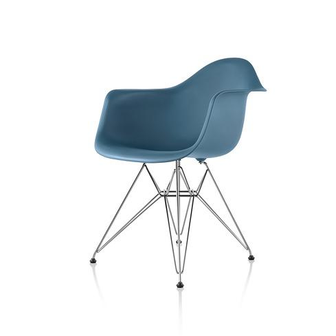 【ハーマンミラー正規販売店】イームズプラスチックアームチェア ワイヤーベース Eames Molded Plastic Arrm Chair
