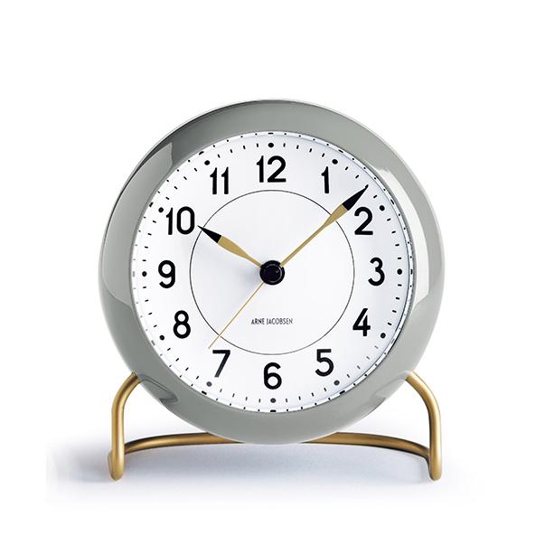 ROSENDAHL ローゼンダール AJ Table Clock アルネ・ヤコブセン テーブルクロック 数量限定色ライトグレー