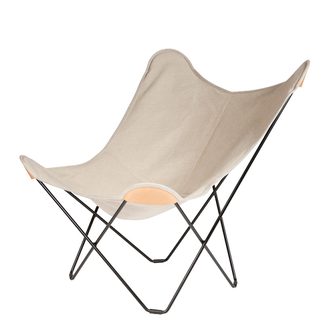 【CUERO クエロ】 BKF Chair バタフライチェア マリポサ キャンバス