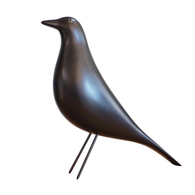 Vitra ヴィトラ EAMES HOUSE BIRD イームズハウスバード ブラック