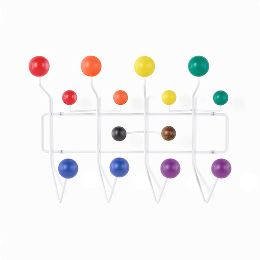 【Herman Miller正規販売店】イームズ プライド ハングイットオール Eames Pride-Hang-it-All