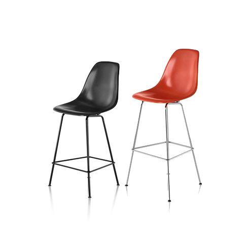 【ハーマンミラー正規販売店】イームズファイバーグラスサイドチェア スツール Eames Molded Fiberglass Side Chair