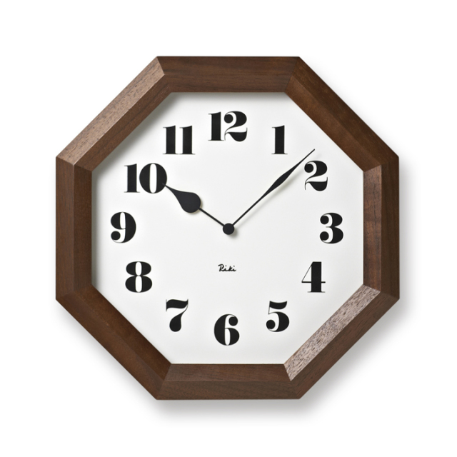 Lemnos レムノス 八角の時計 渡辺 力