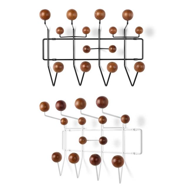 【ハーマンミラー正規販売店】イームズハングイットオール/ウォールナット Eames Hang-it-All Walnut