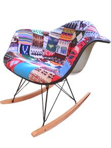deserti knit arm chair