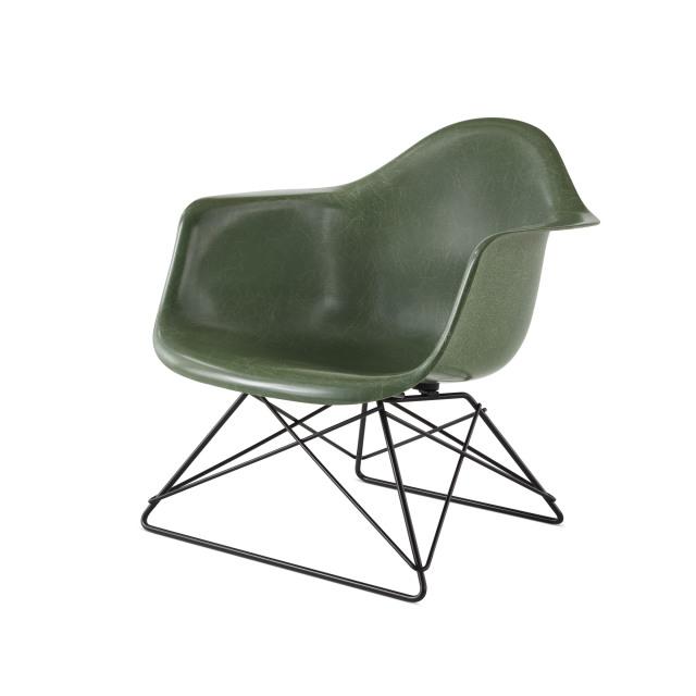 【ハーマンミラー正規販売店】イームズファイバーグラスアームチェア/ローワイヤーベース LARF Eames Molded Fiberglass Arm Chair Low Wire Base