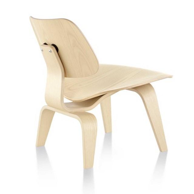 【ハーマンミラー正規販売店】 LCW イームズプライウッドチェア Eames Plywood Chair