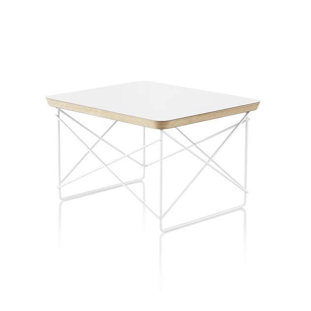 【Herman Miller正規販売店】イームズワイヤーベースローテーブルLTRT Eames Wire Base Low Table