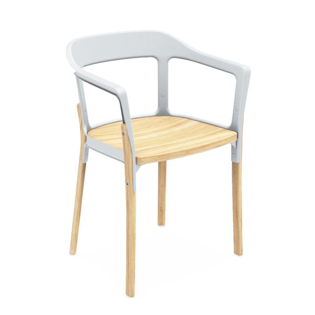 【マジス正規品】スティールウッドチェア Steelwood Chair