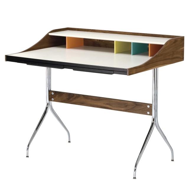 【ハーマンミラー正規品】 ネルソンスワッグレッグデスク Nelson Swag Leg Desk