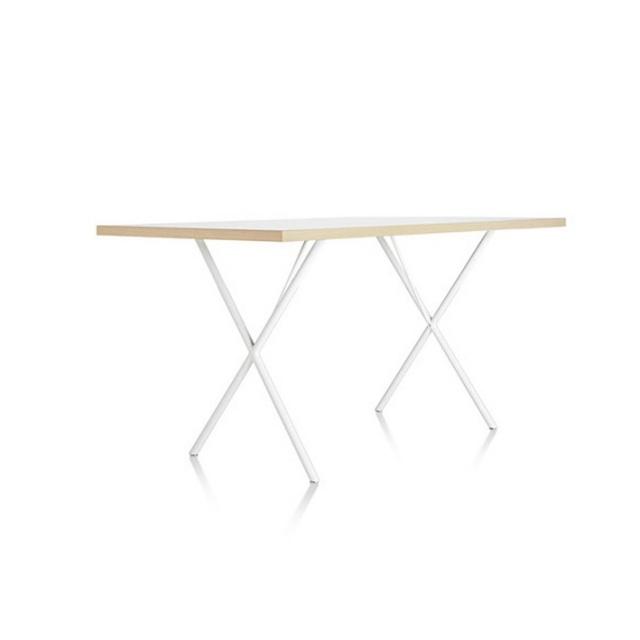 Herman Miller ハーマンミラー Nelson X Leg Table ネルソンエックスレッグテーブル スタジオホワイト