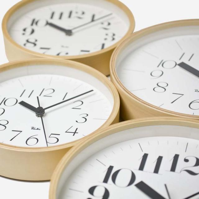 Lemnos レムノス RIKI CLOCK RC リキクロック 電波時計