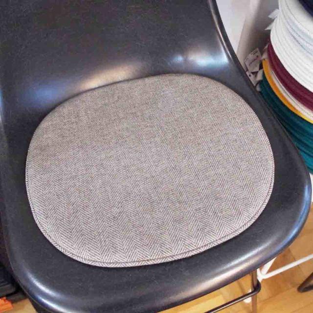 シェルチェア用オリジナルシートパッド