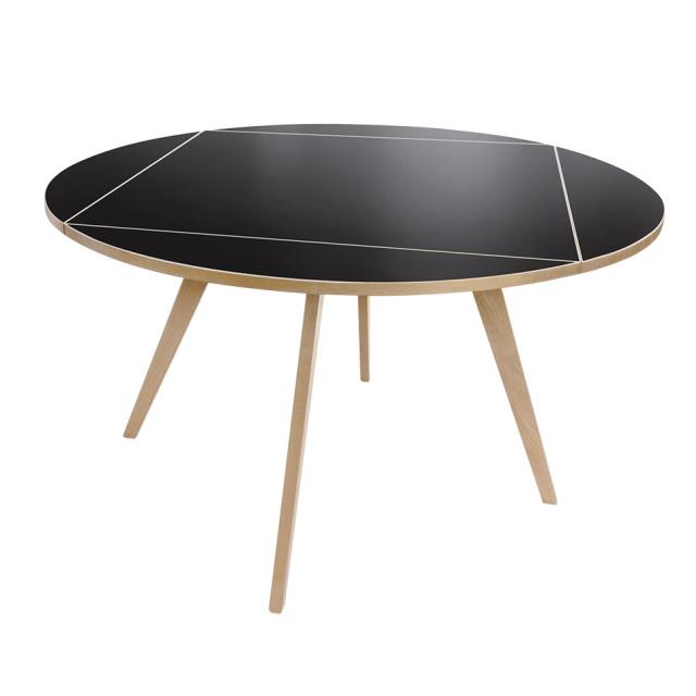 マックス・ビル スクエアラウンドテーブル Square Round Table