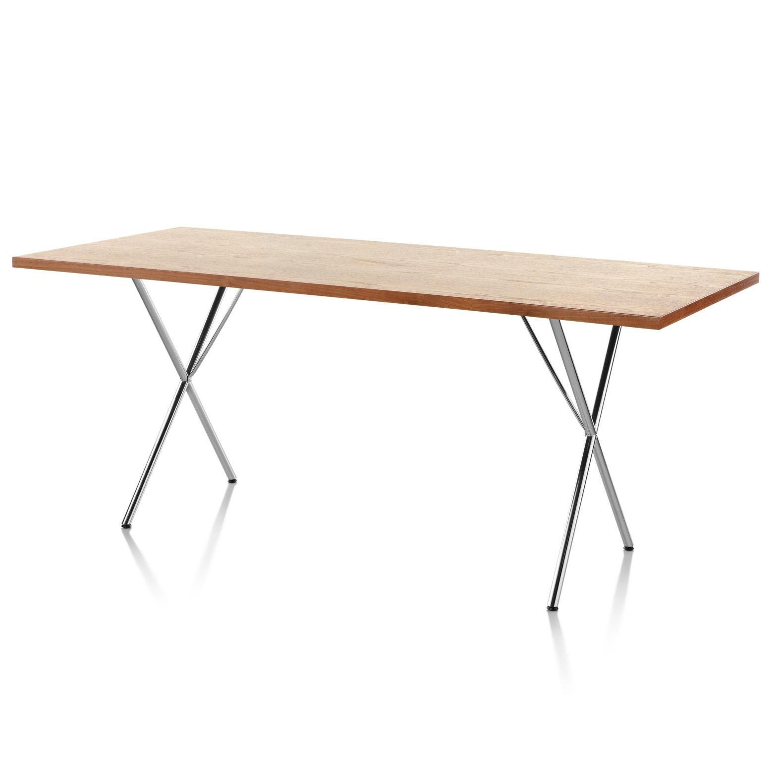 【ハーマンミラー正規品】 ネルソンX-レッグテーブル Nelson X Leg Table