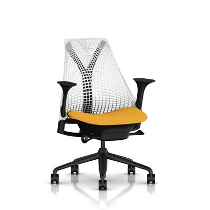 Sayl Chair セイルチェア サスペンションミドルバック カスタム
