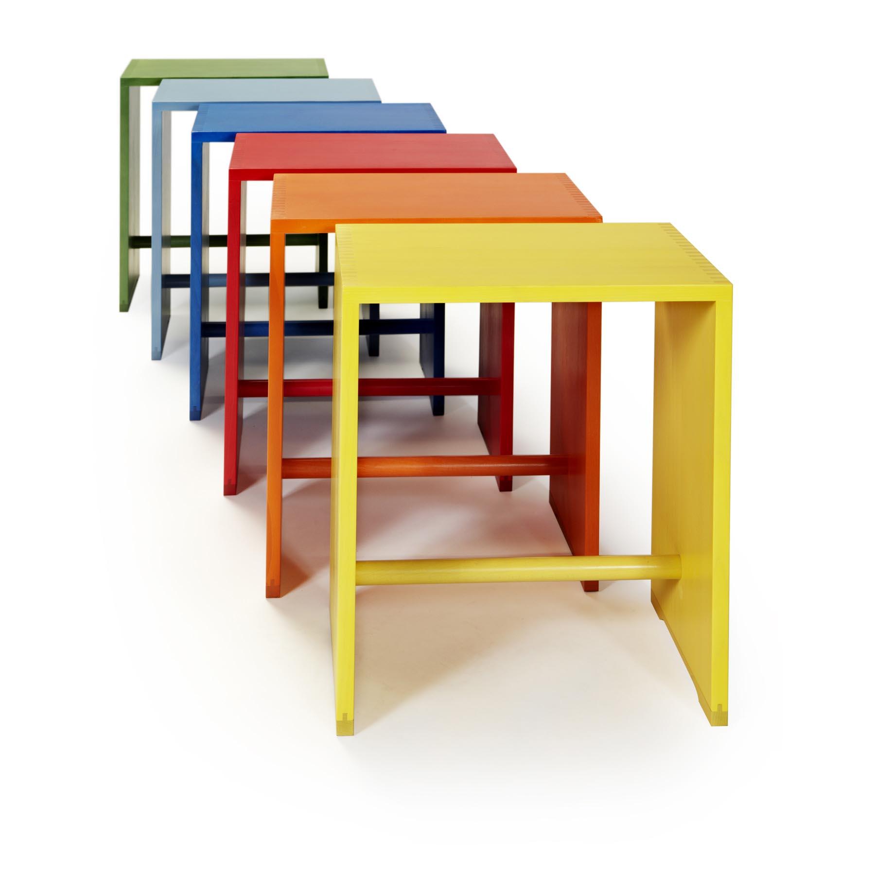 ウルムスツール カラー Ulm Stool Color Wohnbedarf ヴォーンベダルフ正規品