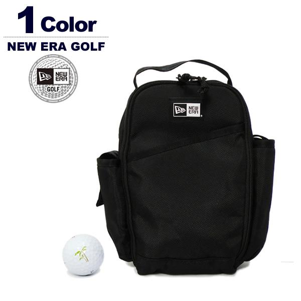NEW ERA GOLF[ニューエラゴルフ]ベーシックカートポーチ