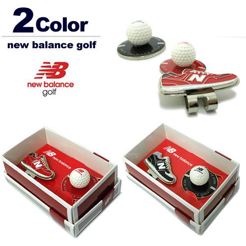 new balance golf[ニューバランスゴルフ]ボールフィギュアマーカー
