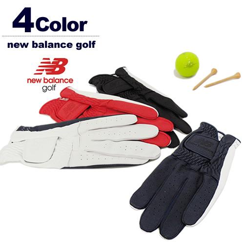 new balance golf[ニューバランスゴルフ]NBロゴバイカラー片手グローブ【2017年秋冬】