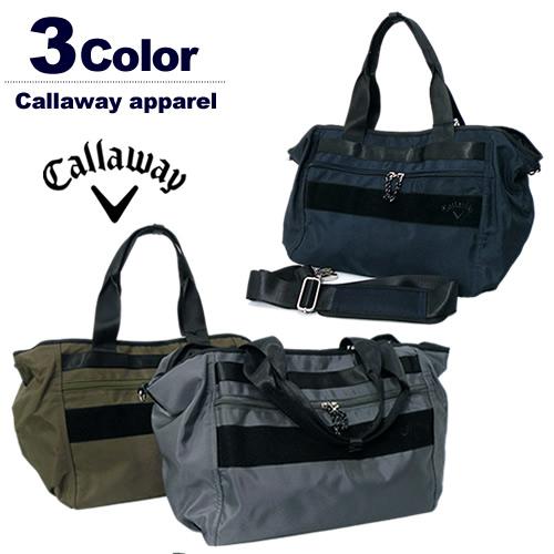 【SALE 30%OFF】Callaway apparel[キャロウェイアパレル]オックスフォードトートバッグ【2017年秋冬】