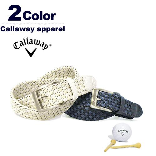Callaway apparel[キャロウェイアパレル]メッシュベルト【2017年秋冬】