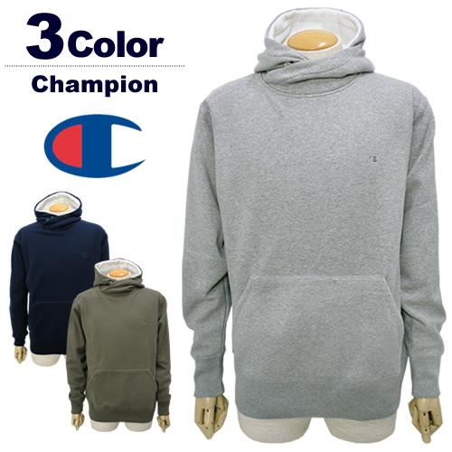 【SALE 30%OFF】Champion[チャンピオン]プルオーバースウェットパーカー【2017年秋冬】