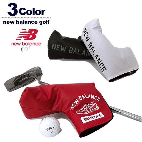 new balance golf(ニューバランスゴルフ)パターカバー
