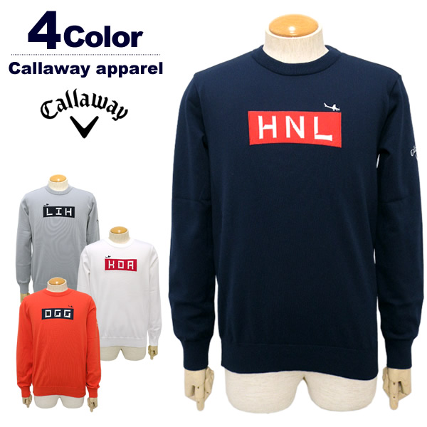 Callaway apparel(キャロウェイアパレル)ニット