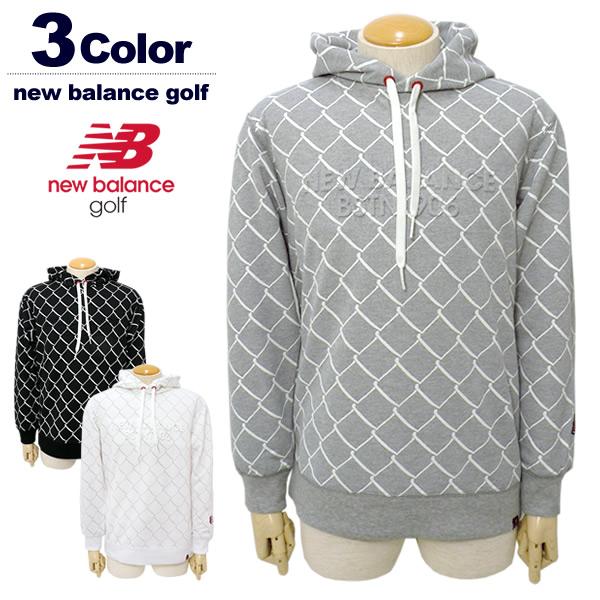 new balance golf(ニューバランスゴルフ)パーカー