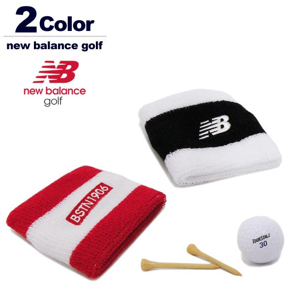 new balance golf(ニューバランスゴルフ)リストバンド