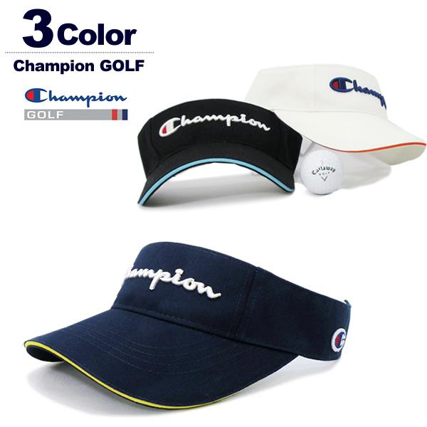 Champion GOLF(チャンピオンゴルフ)サンバイザー