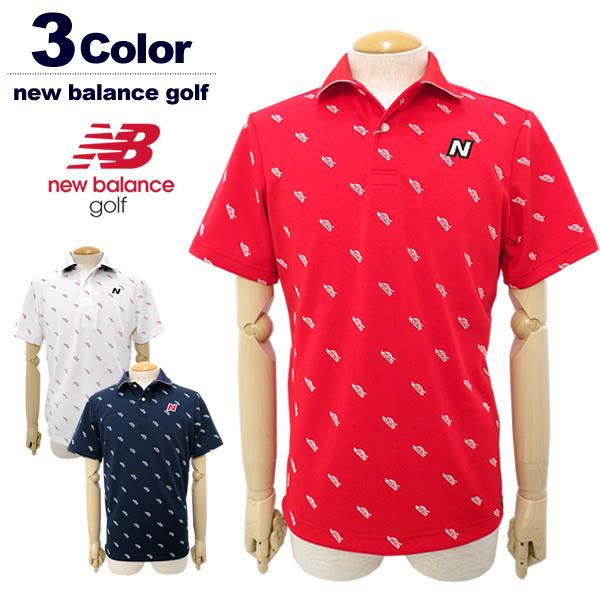 new balance(ニューバランス)ポロシャツ