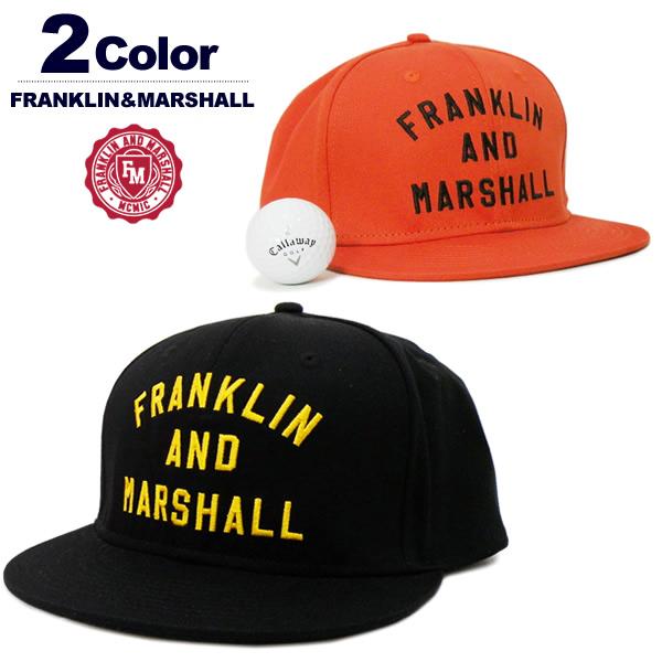 FRANKLIN&MARSHALL(フランクリンマーシャル)キャップ