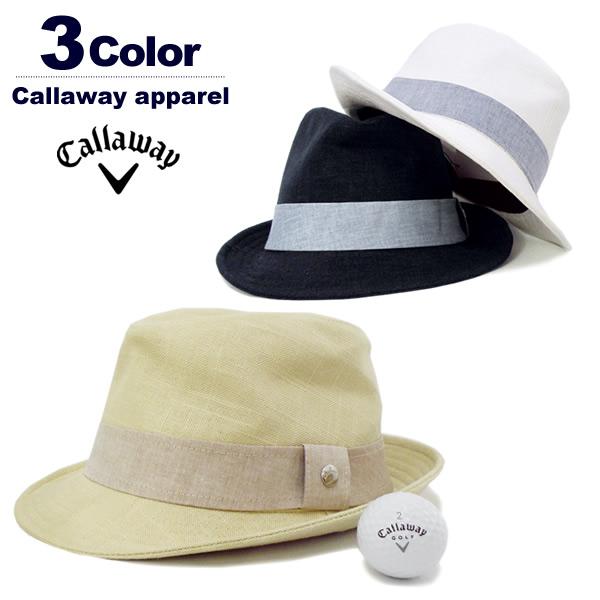 Callaway apparel(キャロウェイアパレル)ハット
