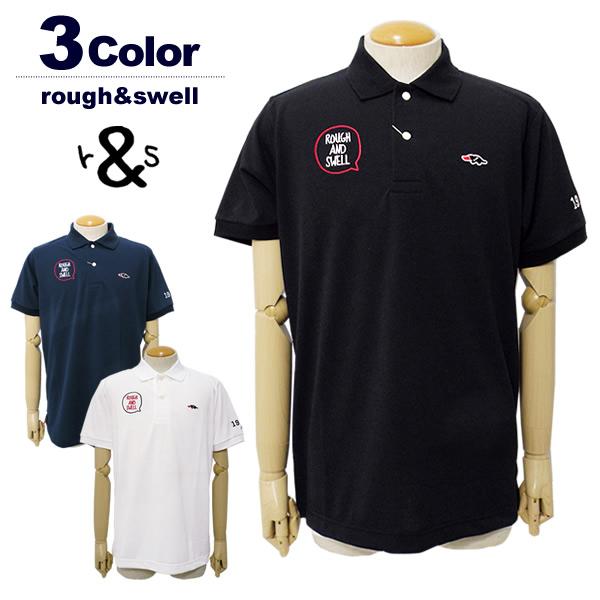 rough&swell(ラフアンドスウェル)ポロシャツ