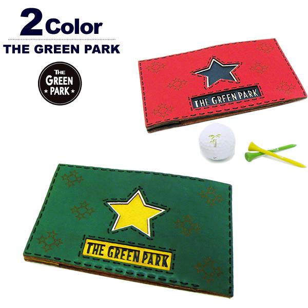 THE GREEN PARK(ザグリーンパーク)スコアカバー