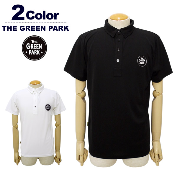 THE GREEN PARK(ザグリーンパーク)ポロシャツ