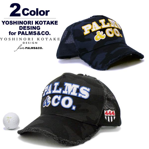 Y.KOTAKE PALMS&CO.(ヨシノリコタケ)キャップ