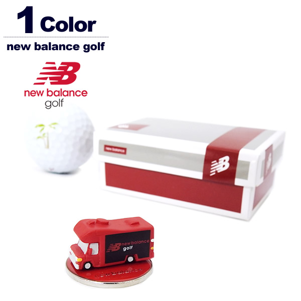 new balance golf(ニューバランスゴルフ)マーカー