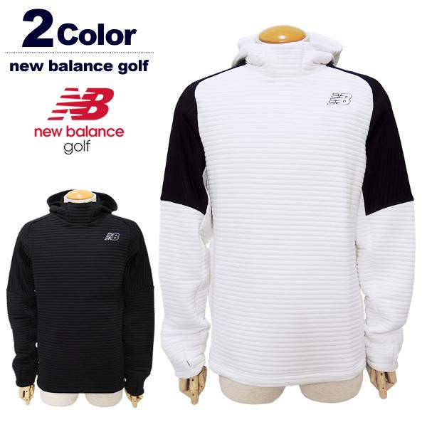 new balance golf(ニューバランスゴルフ)パーカ