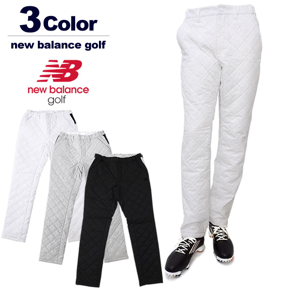 new balance golf(ニューバランスゴルフ)パンツ