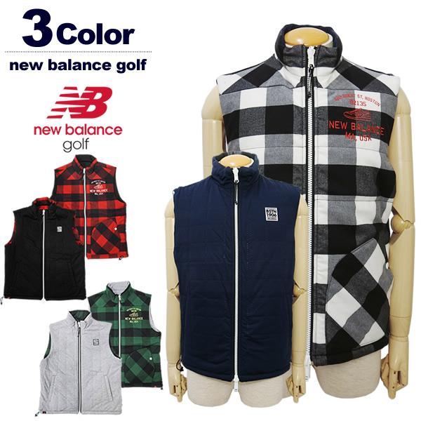 new balance golf(ニューバランスゴルフ)ベスト