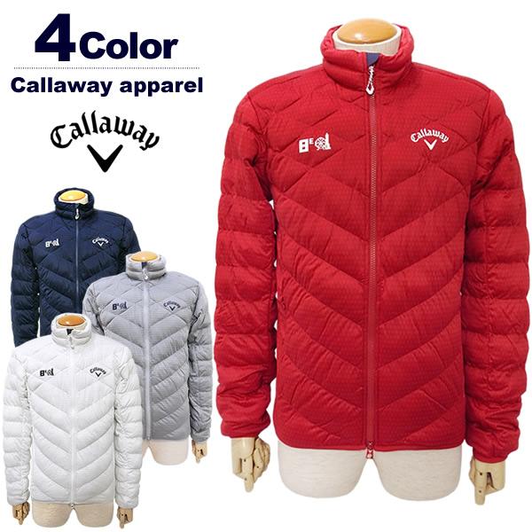 Callaway apparel[キャロウェイアパレル]フルジップ中綿ブルゾン【2018年秋冬】